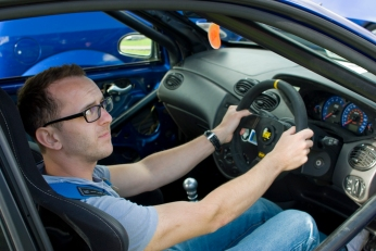 Mike in an(other) MK1 RS